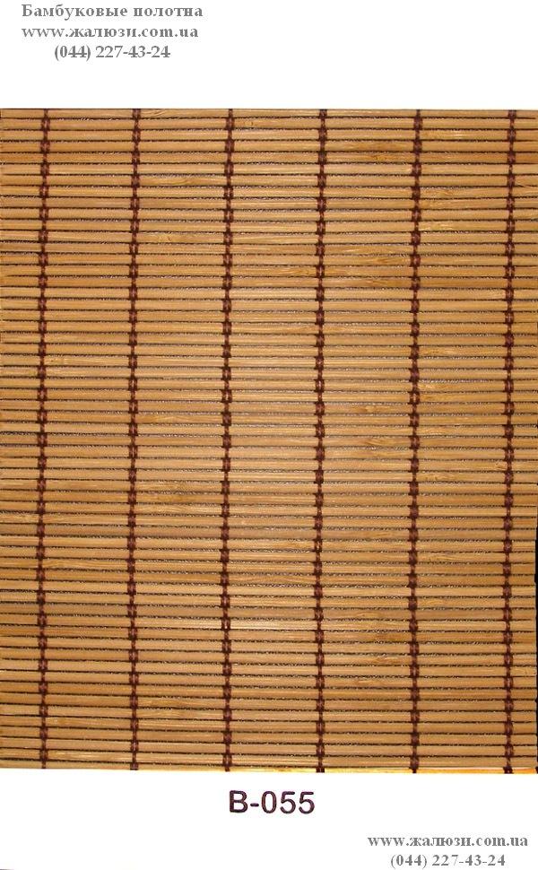 для бамбуковых жалюзи от